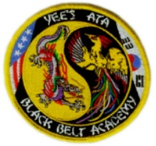 Yee's school patch graphic