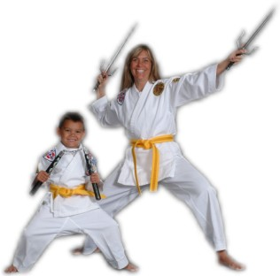 Taekwondo is for families!