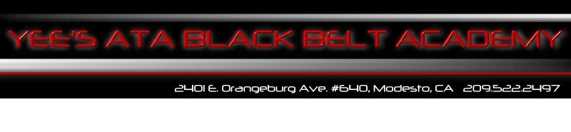 Yee's ATA Black Belt Academy LOCATED AT 2401 E. Orangeburg Ave #640 in Modesto, CA